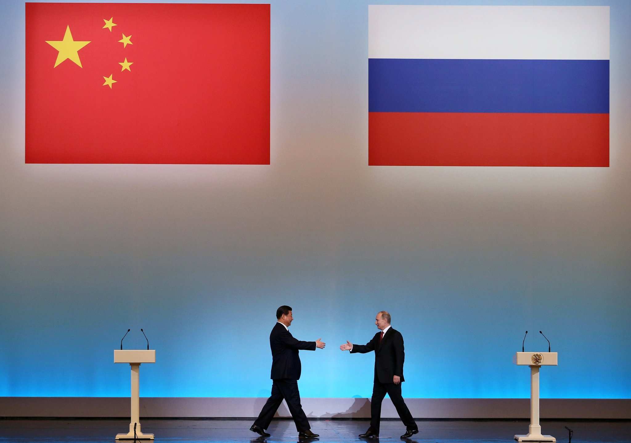 the impact of chinese and russian