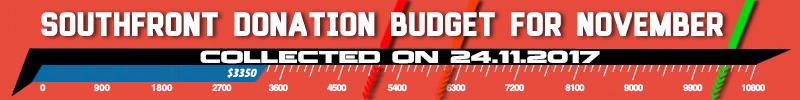 How SouthFront Using A Budget