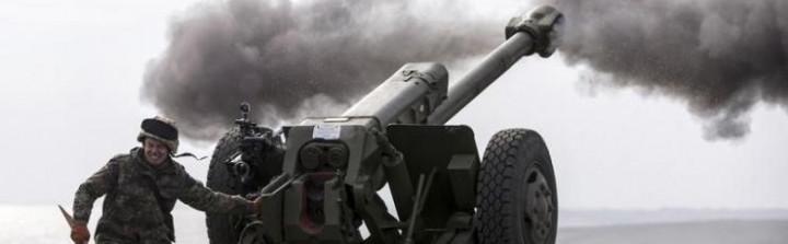 ukraine-artillery