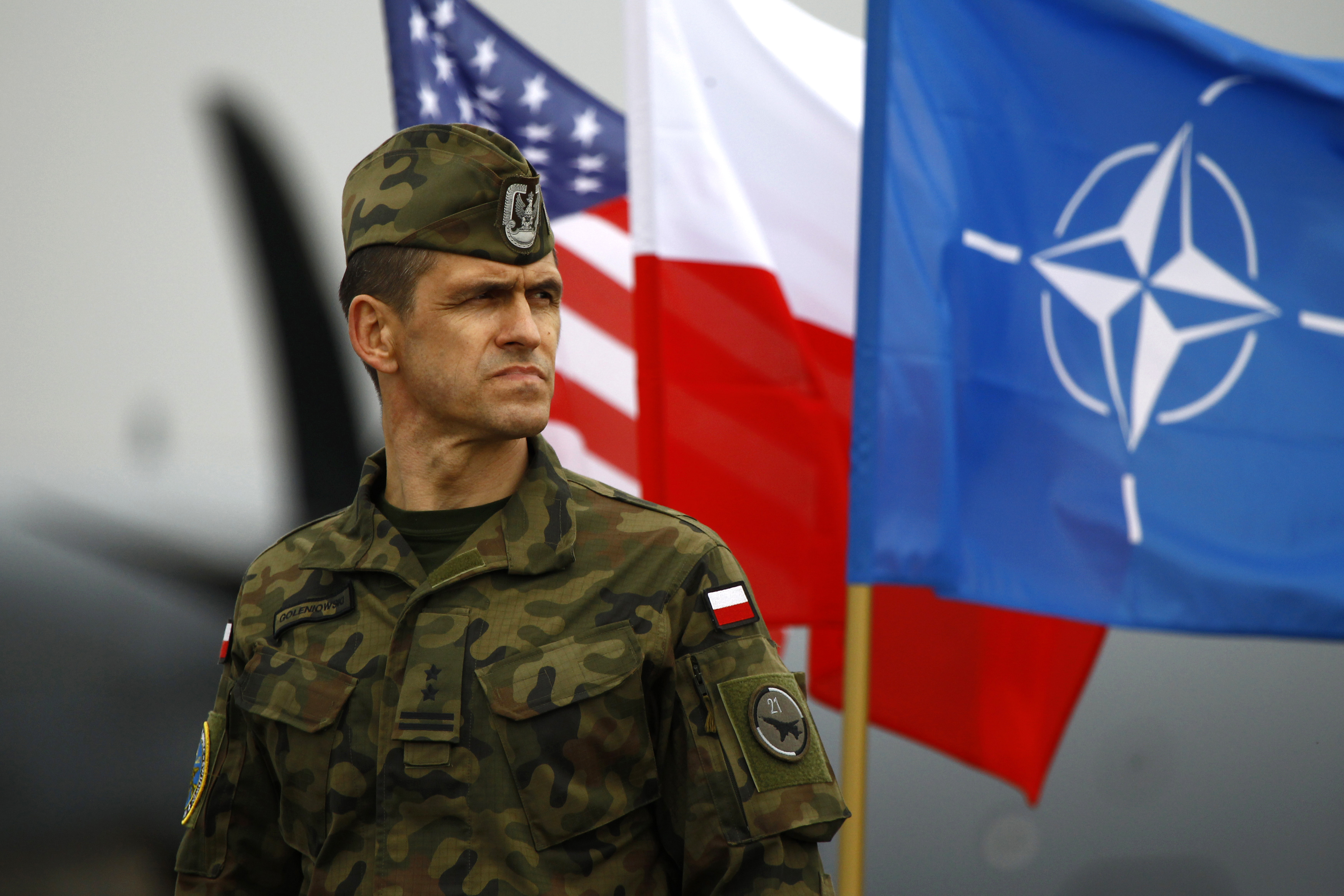 US Signs Agreement With Poland Giving US Military More 'Lebensraum' In The East