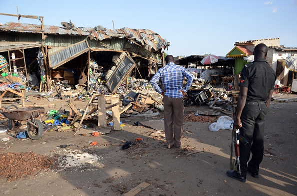 Nigeria: 12 Killed In Terrorist Attack. Air Force Bombs Boko Haram