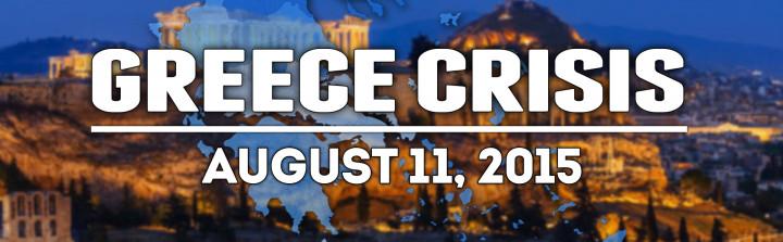 Greece Crisis, August 11, 2015