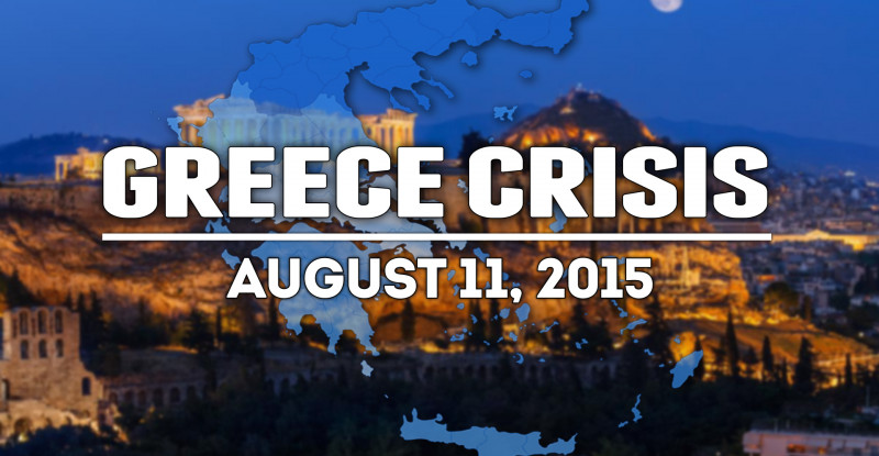 Greece Crisis, August 11, 2015