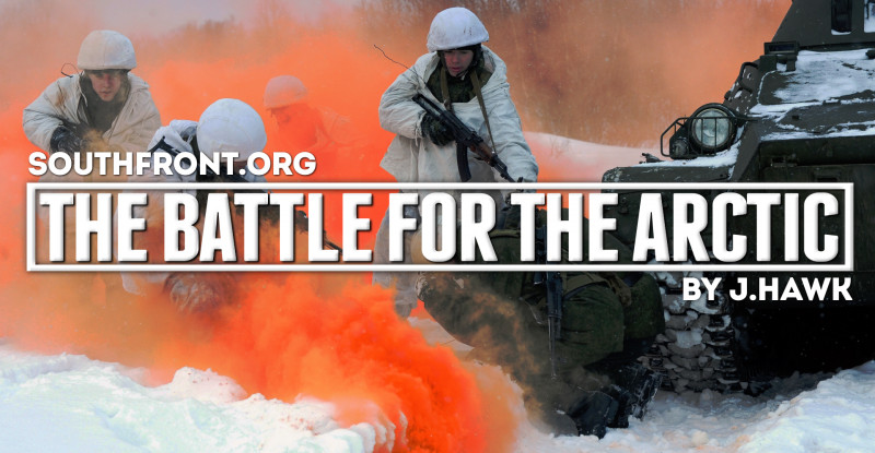 The battle for the Arctic