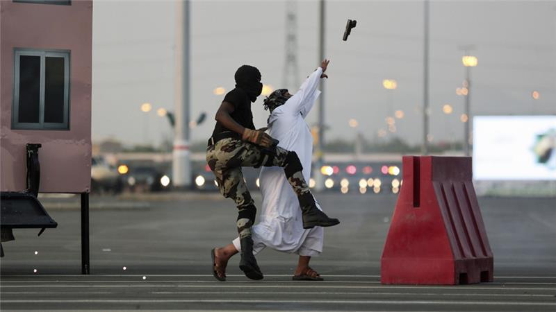 Les forces de sécurité saoudiennes déjouent l'attaque terroriste à Riyadh et tuent quatre hommes armés