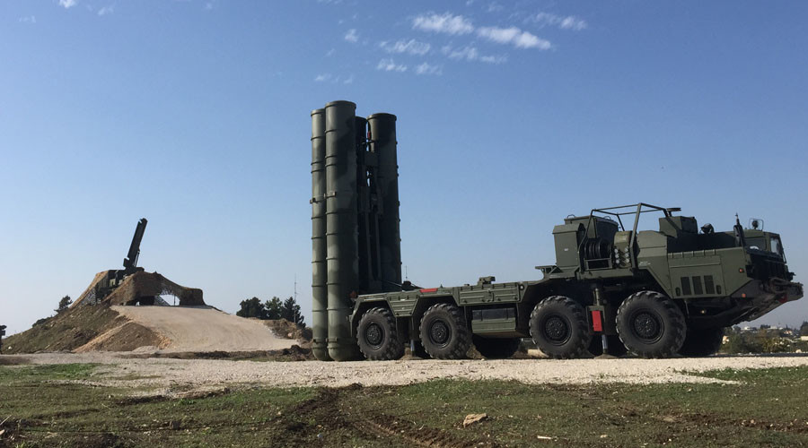 Damascus Is Looking To Acquire S-400 Air Defense System: Syrian Foreign Minister