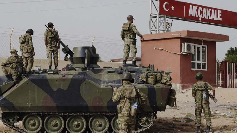 Turkish Forces Are About To Evacuate One Of Their Last Posts Within Territory Controlled By Syrian Army