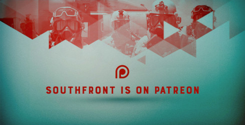 Join SouthFront Army! Get Exclusive Branded Items Now