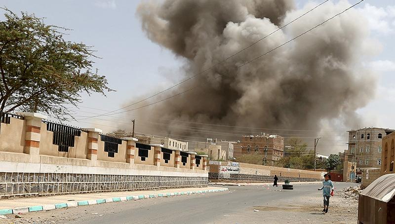 Saudi Airstrikes Kill Or Injure 12 Civilians In Northwestern Yemen