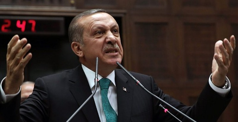 Turkish President Hints That Turkish Army May Adance Further Into Syria's Idlib Governorate