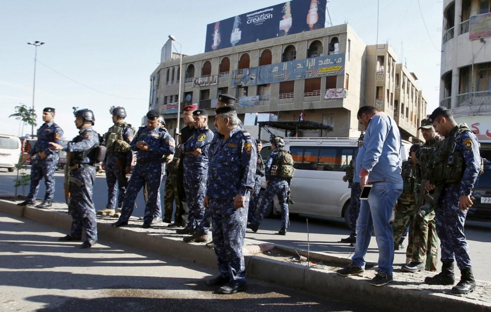 Islamic State Claims Responsibility for Suicide Bomb in Baghdad