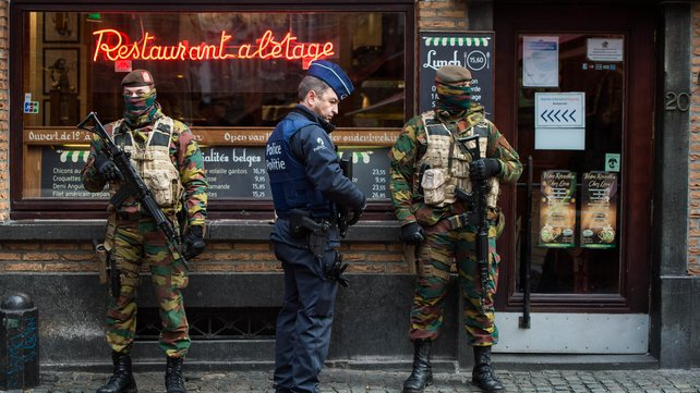 Opinion: Brussels Terrorist Attacks Are an Example of the Clash of Civilizations
