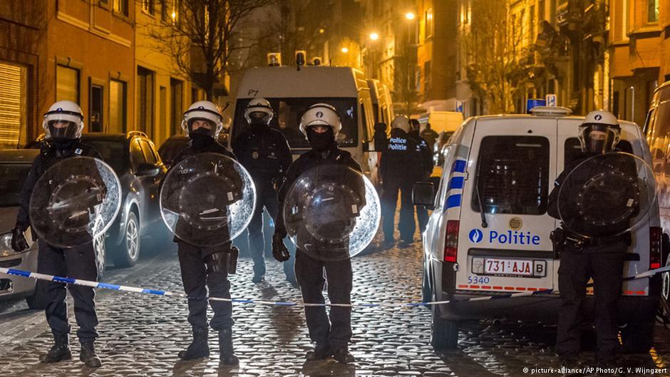 Terror Networks Expand Through Europe