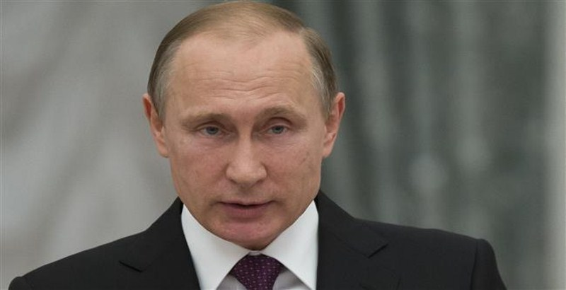 Arms upgrade will continue: Putin