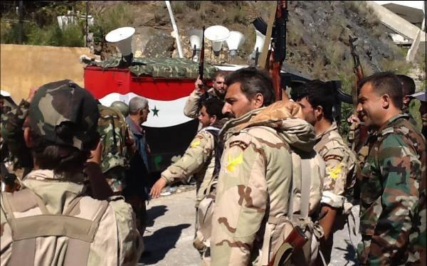 Syria's Army Prepares for Final Storm on Quraytayn