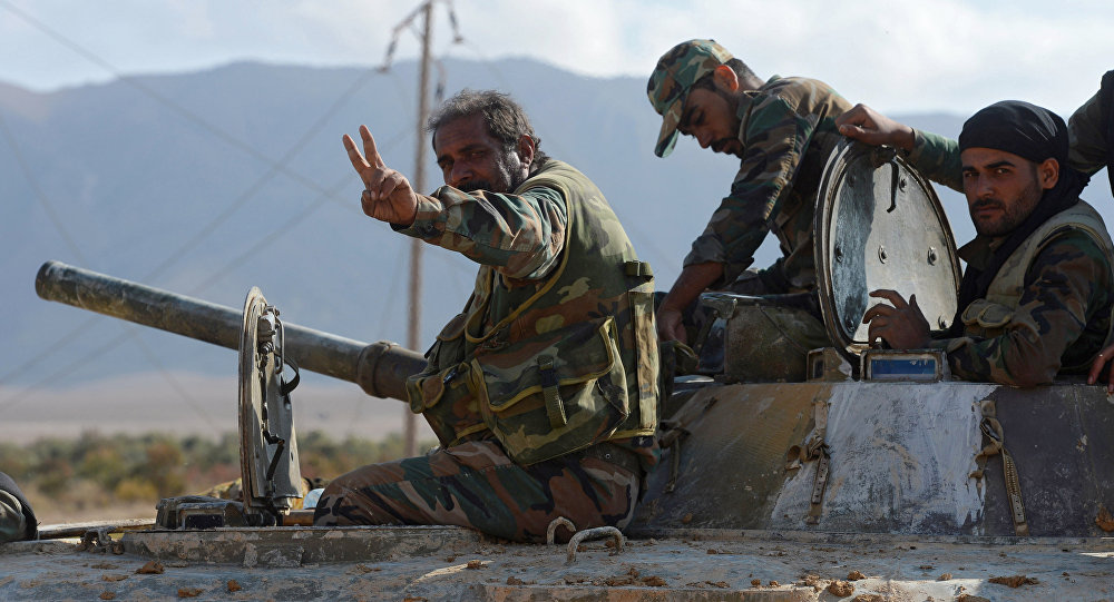 The Syrian Army Repulsed ISIS Attack on Military Base in Hama