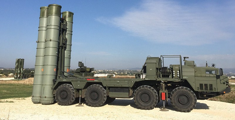 Russia deployed six S-400 Triumph units in Siberia
