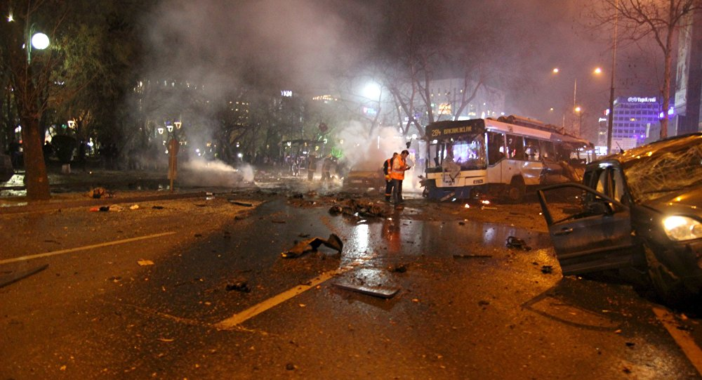 Ankara attack was aimed at pushing Turkey towards invasion of Syria