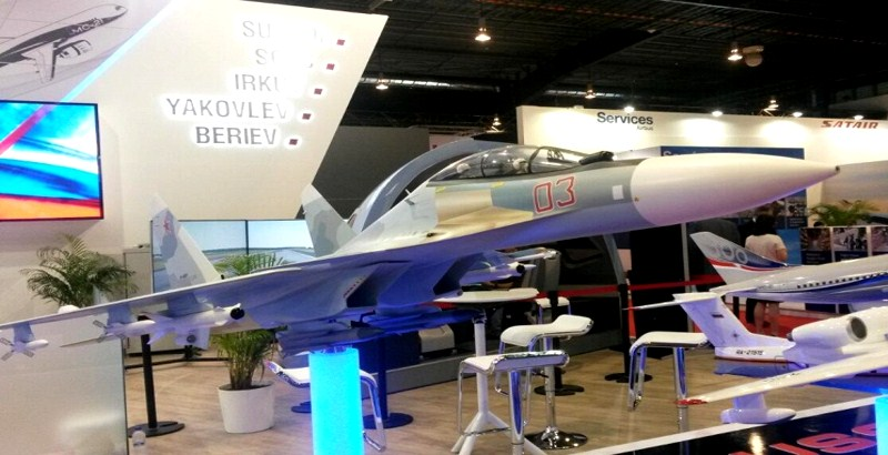 After Syria operation some middle eastern countries shows interest in Russian Su-34 bombers: Exporter