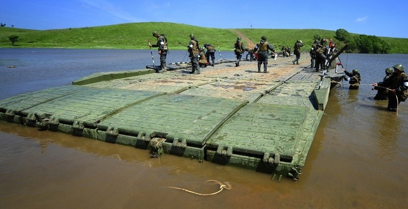 Russia to build invisible military bridges