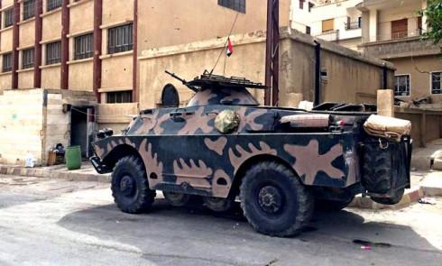 Syria Battlefield Update, March 2