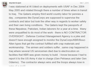 "US Military Presence in Qatar. All What You Need to Know about ""Al Udeid"" Airbase"