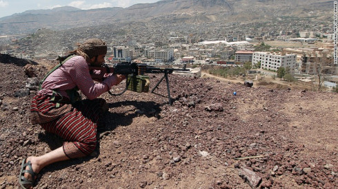 More than 57 killed as pro-Saudi and Yemeni forces clash in Ta'izz