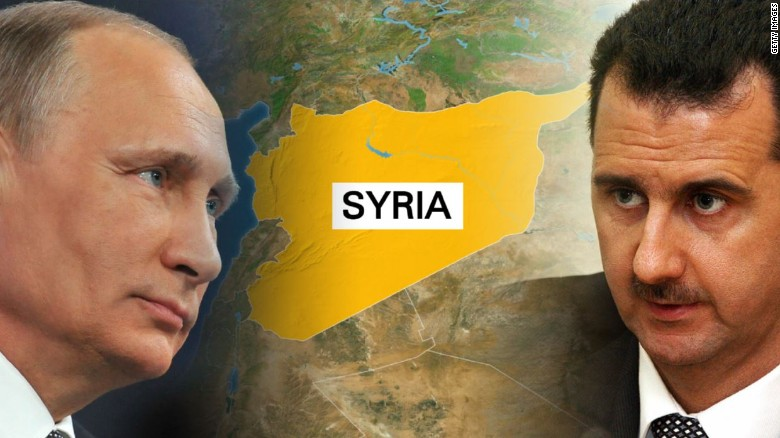 Putin ordered the withdrawal of Russian forces from Syria from March 15