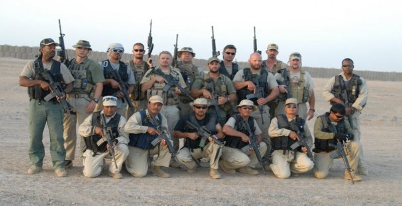 DynCorp replaces Blackwater in Yemen