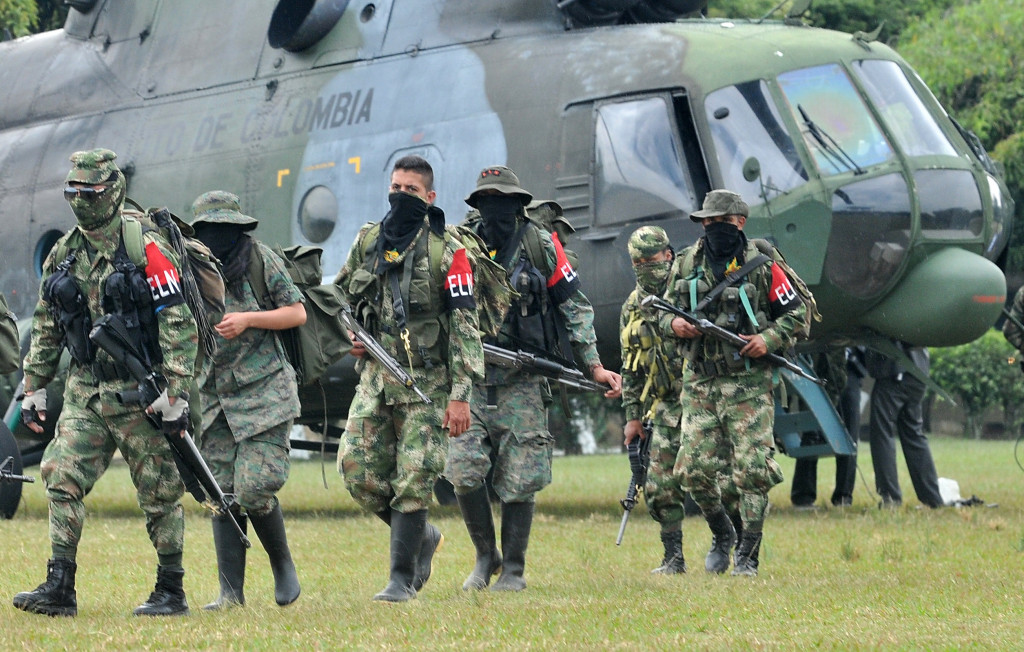 Prospects for Peace in Colombia: Another Missing Piece of the Puzzle Falls into Place