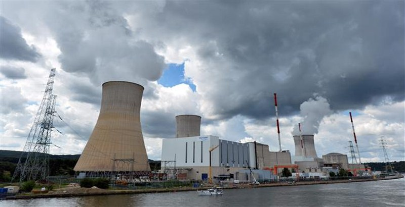 Brussels suicide bombers eyed for nuclear power stations