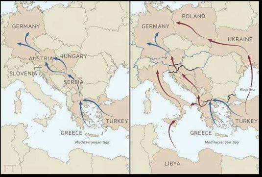 Poroshenko, Erdogan, and the Next Refugee Crisis