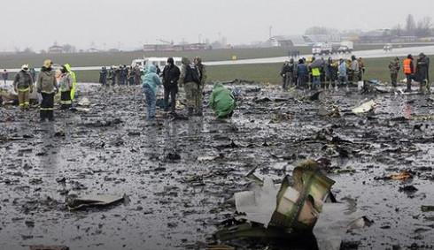 Ukrainian nationalists celebrate Rostov plane crash