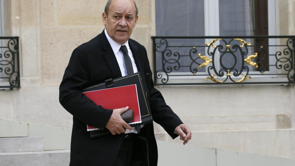 French Foreign Minister Calls For UN Security Council Meeting Over Supposed Chemical Attack In Duma