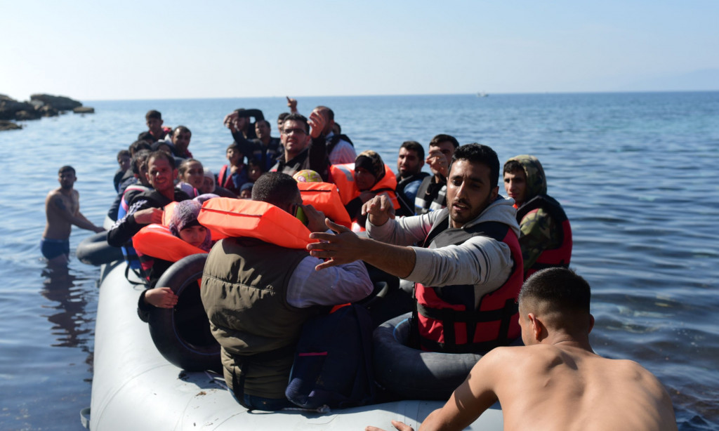 Refugees Situation in Greece on March, 23-24