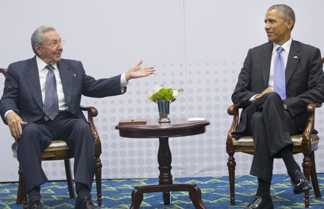 Opinion: Raul Castro & Obama Private Meeting in Havana