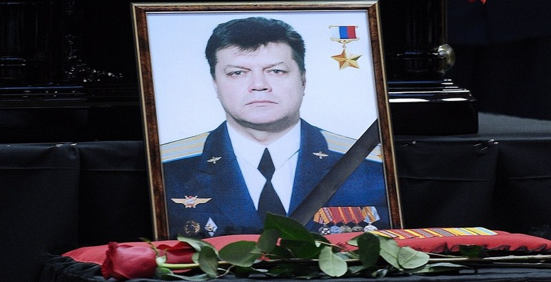 Turkey detained the gunman who took responsibility for killing Su-24M pilot last year