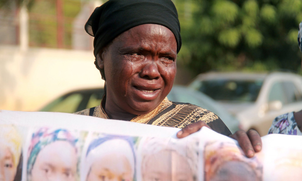 Suspected Suicide Bombers May be Kidnapped Schoolgirls- Nigeria