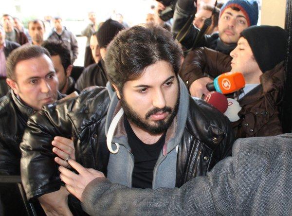 USA: Police arrests Erdogan's gold dealer