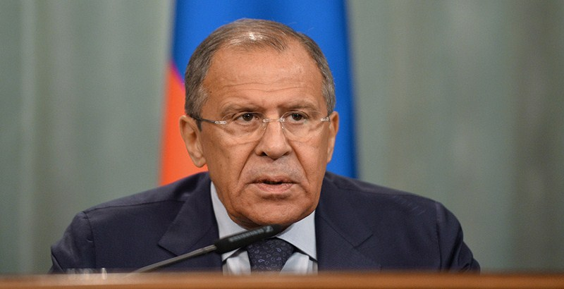 Russia is ready to work with America on liberating Raqqa  : Lavrov