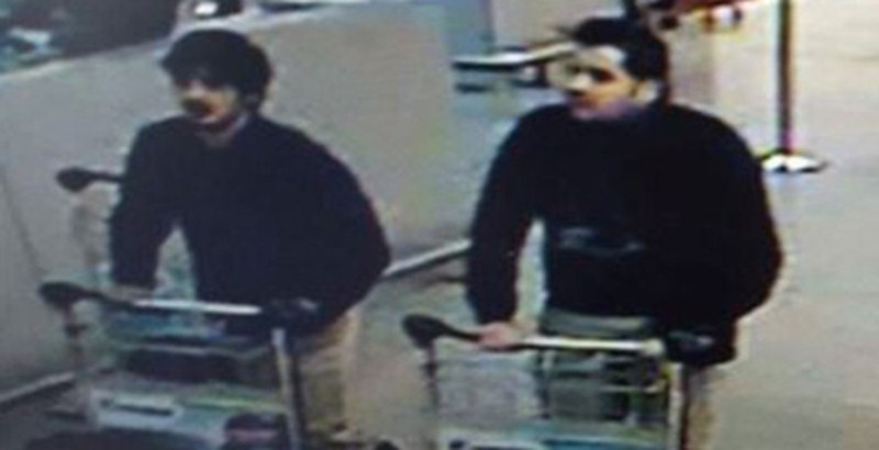 Suspects identified, Brussels suicide bombers were brothers