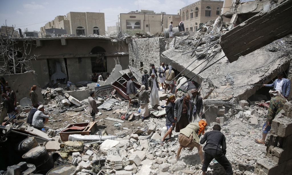 Amnesty Called on UK and the US to Stop Arming Saudis in the Yemen War