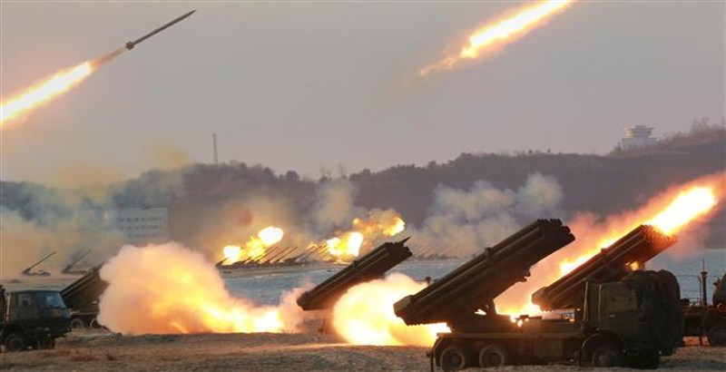 North Korea fires a short-range missile: South Korea