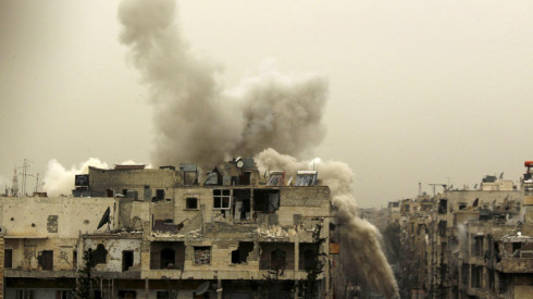 Continuous violations to ceasefire in Syria
