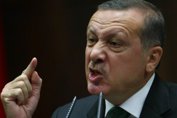 Erdogan: 'Democracy, freedom and the rule of law' Have No Value