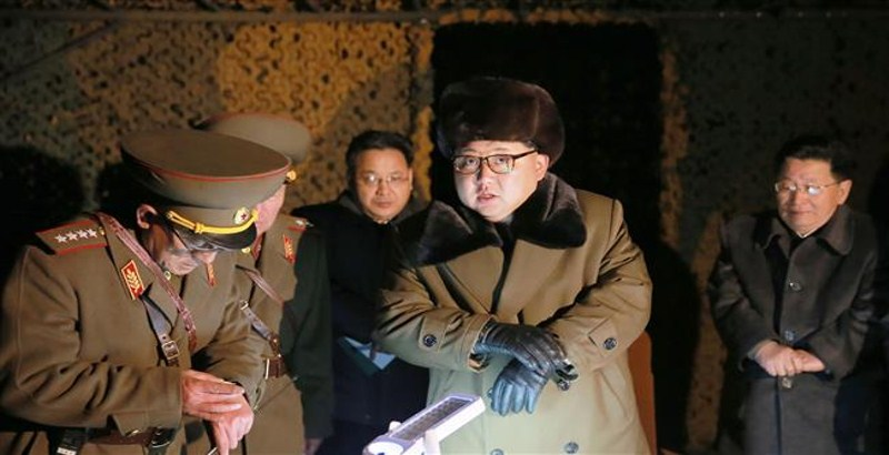 North Korea to test nuclear warhead and ballistic missiles