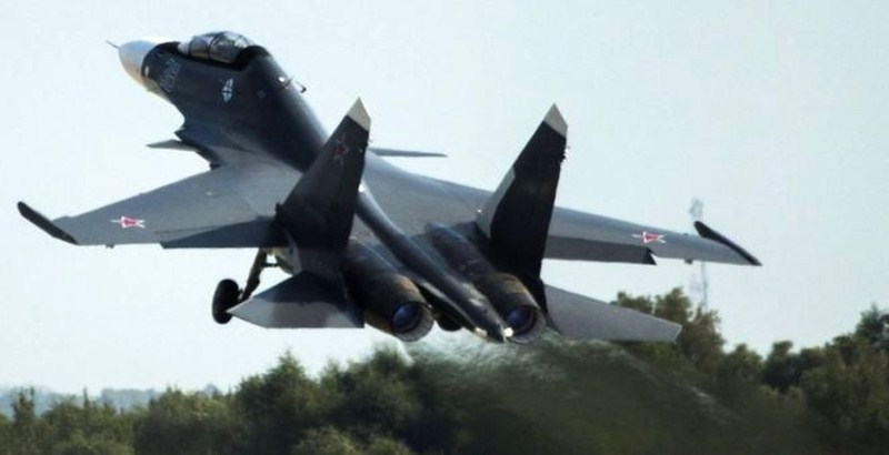 Several terrorists killed by Russian airstrikes in Homs