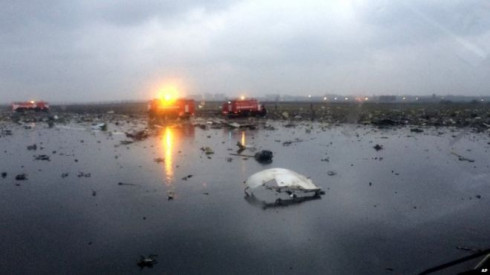 All killed in FlyDubai Boeing crash in Rostov-on-Don of Russia
