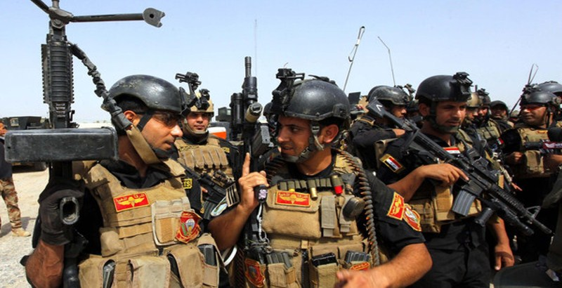 Iraqi army killed dozens ISIS terrorists in southern Fallujah