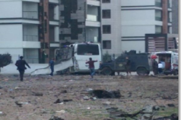 7 Turkish Police Officers Were Killed in Diyarbakir